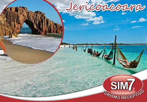 Pacote Individual para Jeri com a Sim7 Turismo
