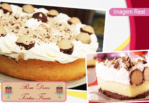 Sobremesa Gelada (torta) Sonho de Valsa OU Negresco,