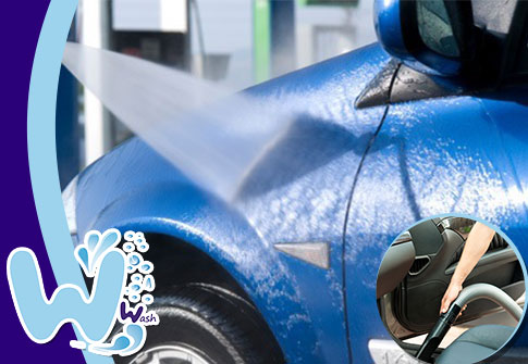 Lavagem Automotiva Completa no Lava Jato W. Wash
