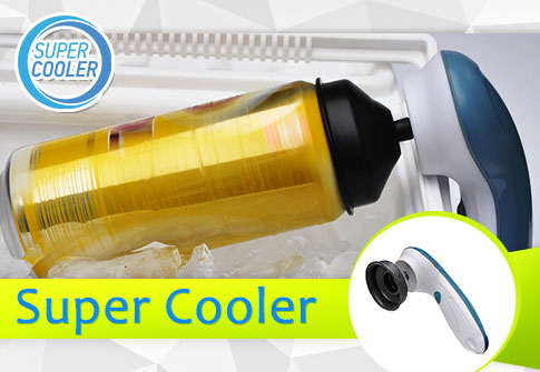 Super Cooler, de R$ 120,00 por R$ 74,90