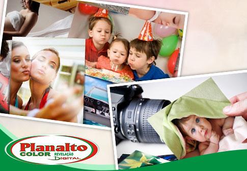 Revelação Digital de 50 fotos na Planalto Color