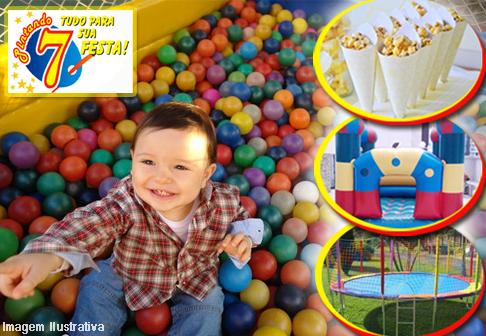 2 brinquedos + 1 barraquinha + 2 instrutores OU 1 brinquedo + 2 barraquinhas + 2 instrutores