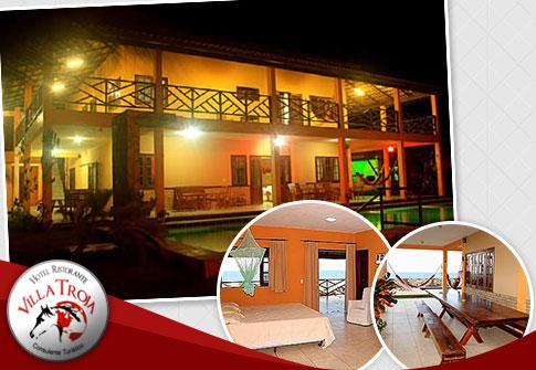 Hotel Villa Troja: 02 OU 3 Diárias para casal + Café da manhã