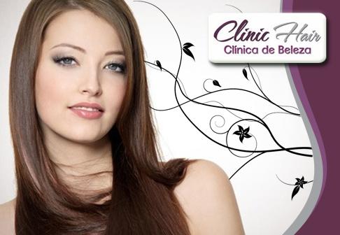 Clinic Hair: Botox Capilar na charmosa Clinic Hair