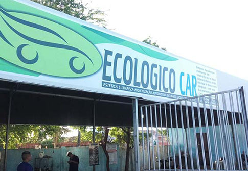 Ecologico Car: Renove o visual do seu carango